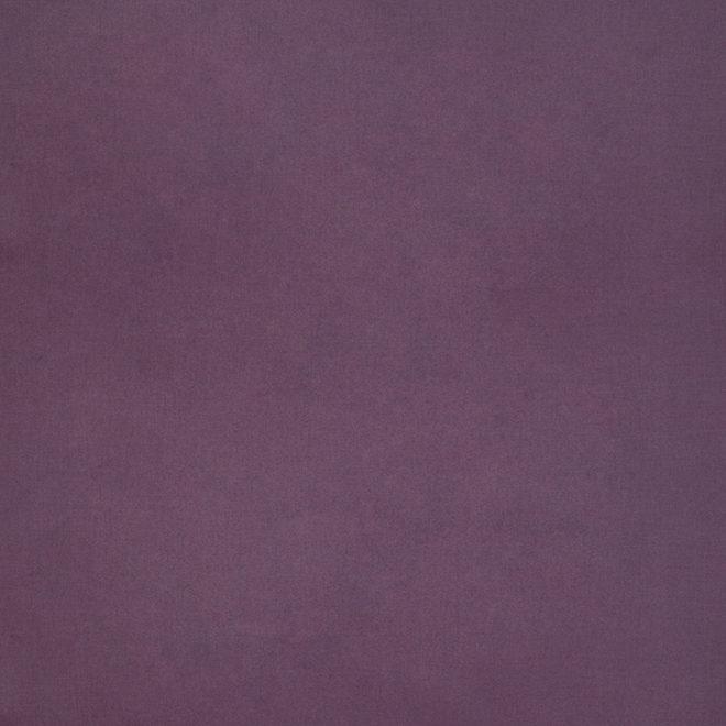Nina Cotton Fabric, Aubergine 908-19