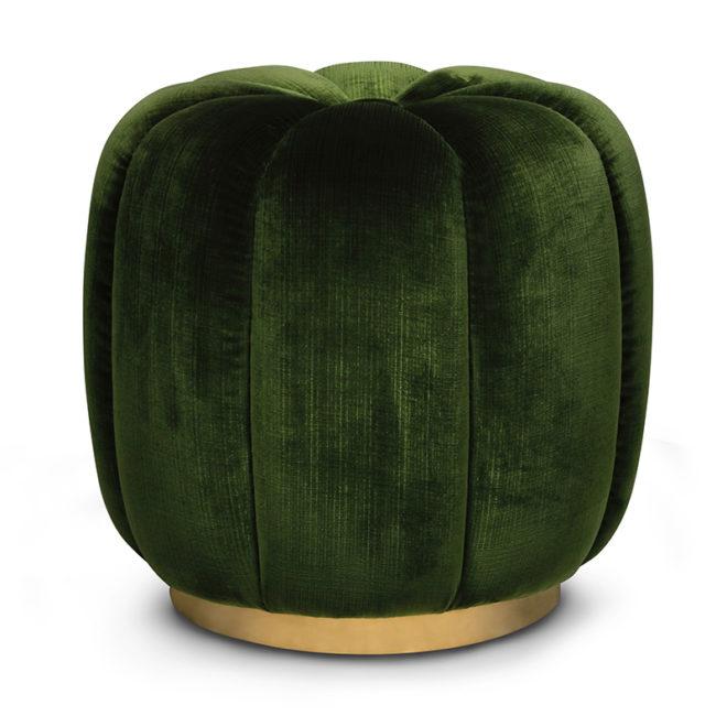 Bespoke Ottoman, Green