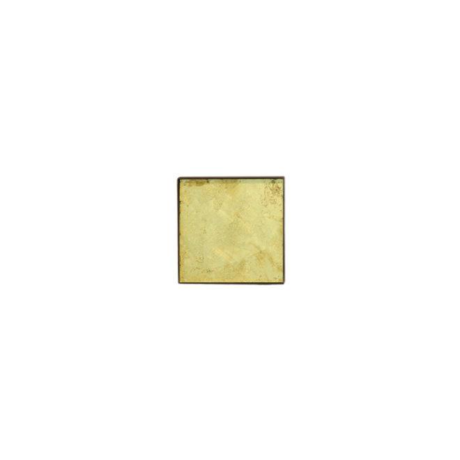 London Essentials - Gold Leaf Rectangular Tray, Small