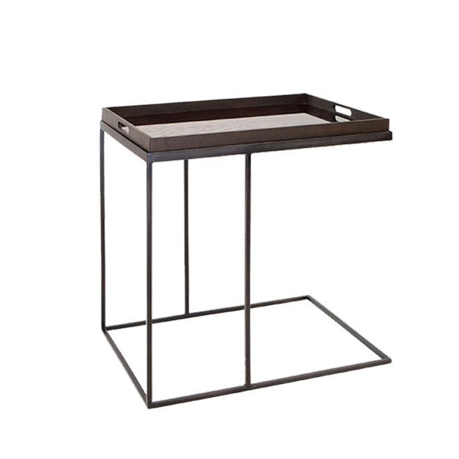 Sagiro Rectangular Tray Table, Large