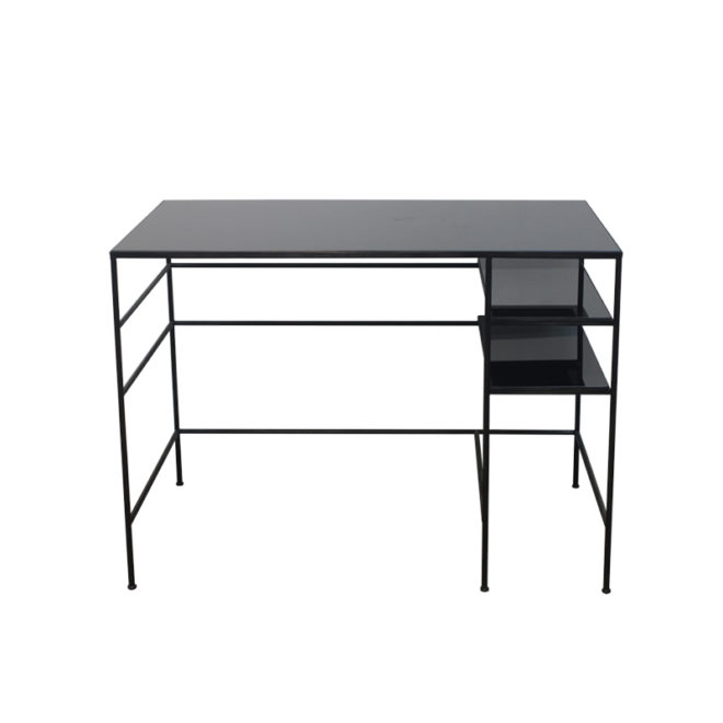 London Essentials - Hugo Charcoal Desk